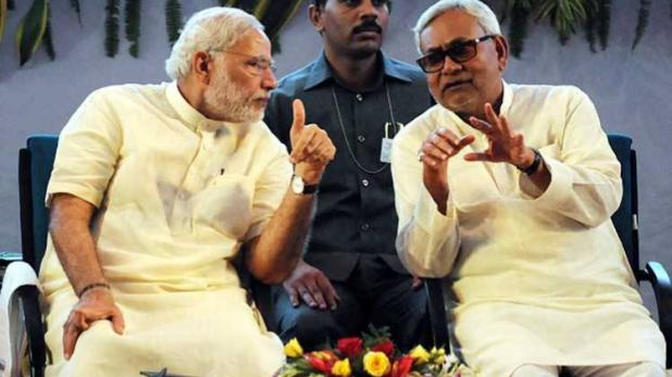 जेडीयू के सामने बीजेपी ने टेके घुटने, माना- बिहार में एनडीए का चेहरा नीतीश