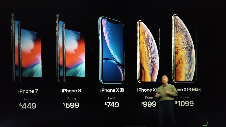 iPhone Xs, Xs Max और Xr लॉन्च, 28 सितंबर से शुरू होगी भारत में बिक्री, जानें कीमत