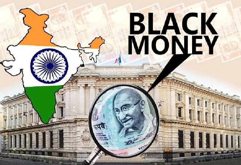 बाढ़ में बह गए सैकड़ों भारतीयों के काले धन के रिकॉर्ड, क्या विदेशी बैंकों की साजिश है ये?