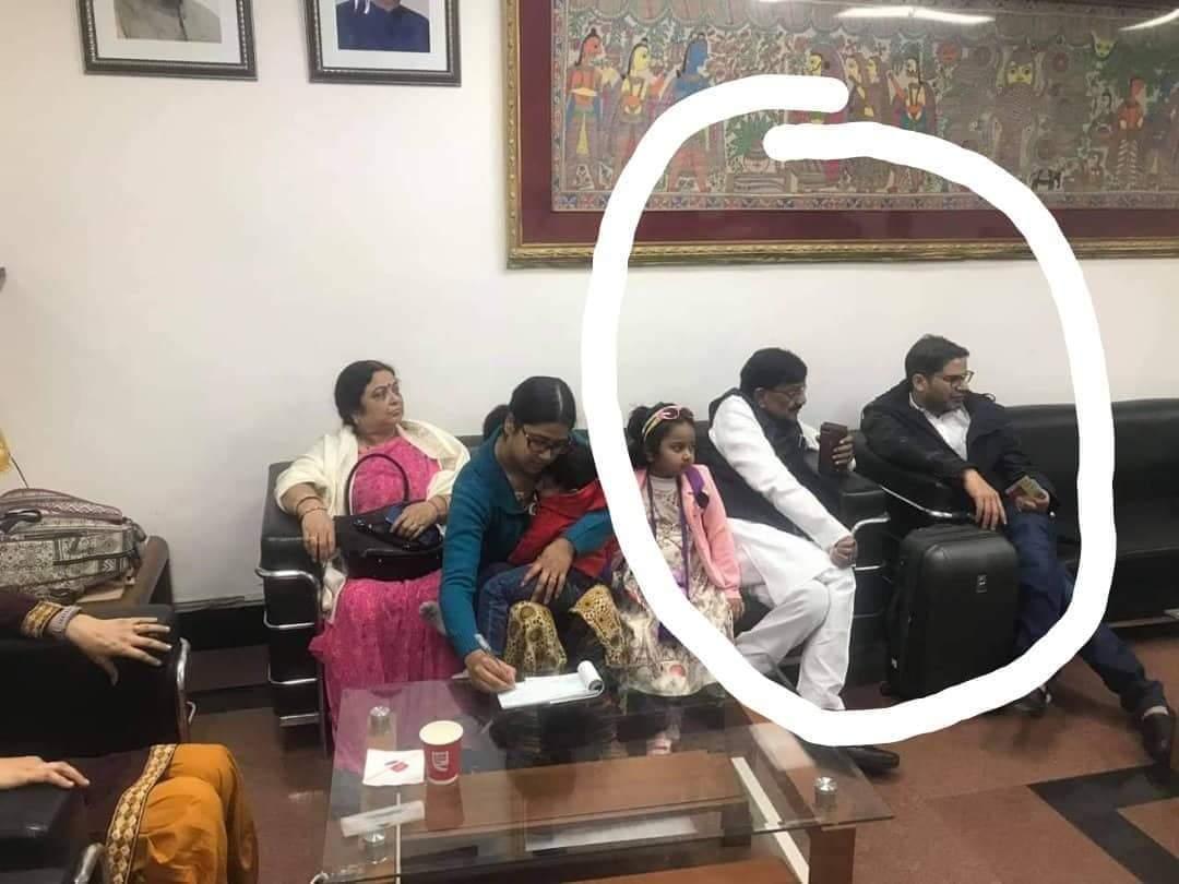 PK के साथ कांग्रेस के मदन मोहन झा, क्या बिहार में पक रही नई सियासी खिचड़ी?