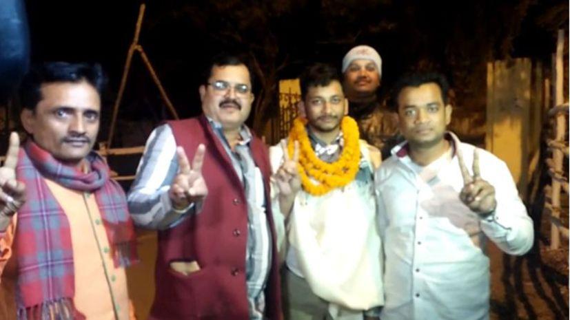 PU में चला 'pk' का जादू, अध्यक्ष पद पर JDU की जीत, ABVP का तीन सीटों पर कब्जा