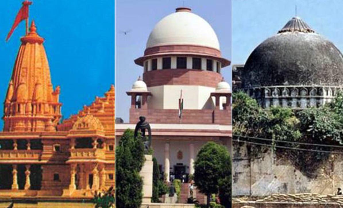 नए साल में गरमाएगा राम मंदिर का मुद्दा, जनवरी में SC में सुनवाई