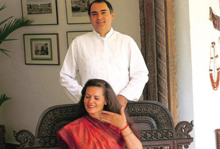पहली बार सामने आईं सोनिया गांधी की ये तस्वीरें, जिसे राजीव गांधी ने की थी क्लिक